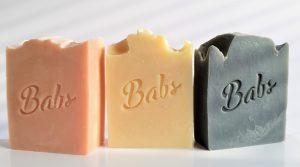 gentle organic soap bars Australian made